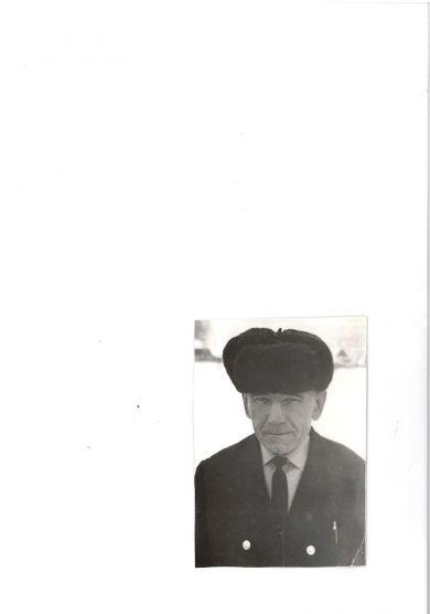 Новиков Михаил Николаевич