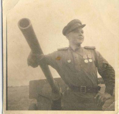 Степанов Павел Васильевич