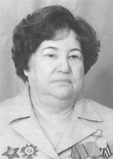 Мисихина Лидия Федоровна