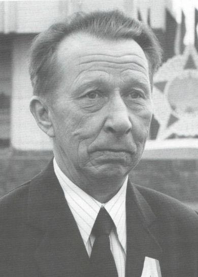 Останин Николай Андреевич