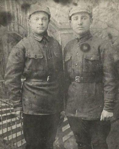 Долгополов Фёдор Яковлевич