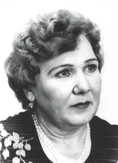 Попова Анна Михайловна