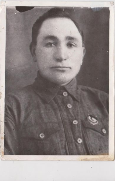 Лебедев Семён Васильевич