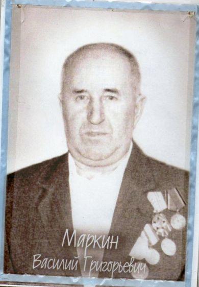 Маркин Василий Григорьевич-Огоджа