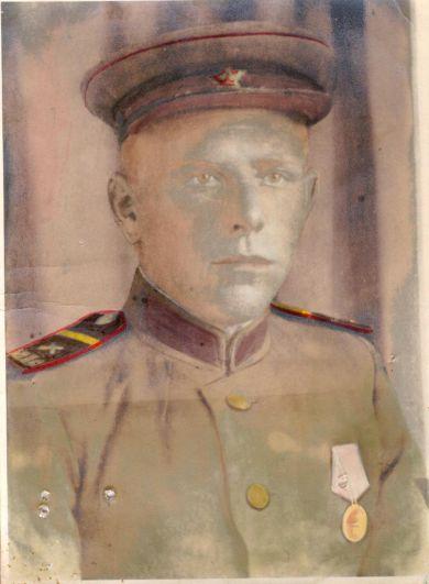 Ишутин Фёдор Матвеевич
