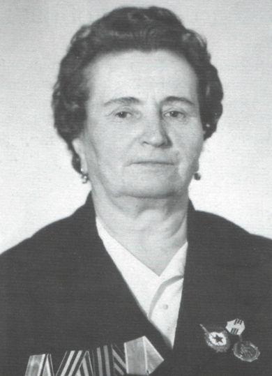 Тимакова Мария Федоровна
