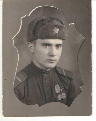 Павлов Семён Павлович