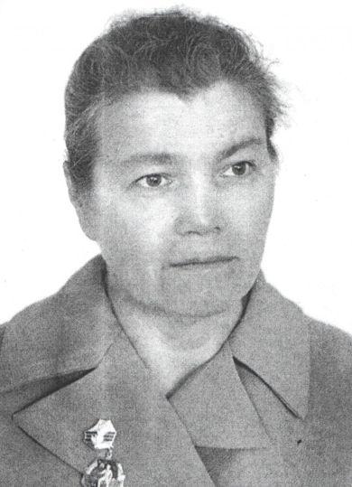 Горнович Мария Андреевна