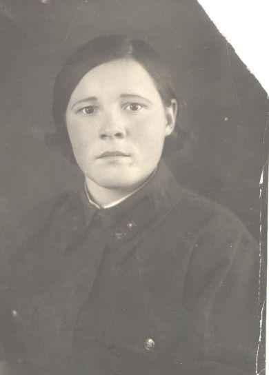 Елфимова Клавдия Степановна
