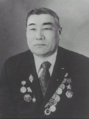 Шакенов Кенжебек Шакенович