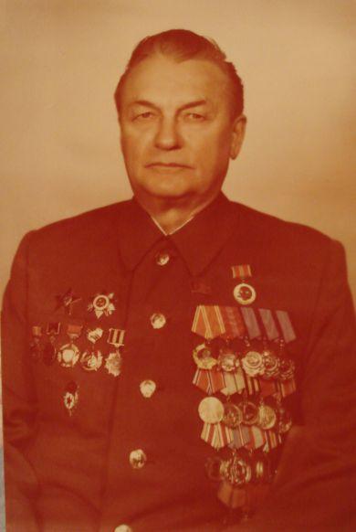 Сушков Тихон Степанович