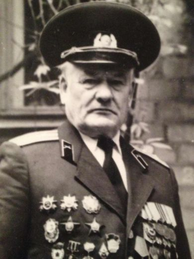 Амельченко Василий Дмитриевич