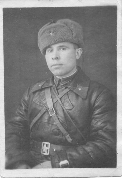 Титов Илья Прокофьевич