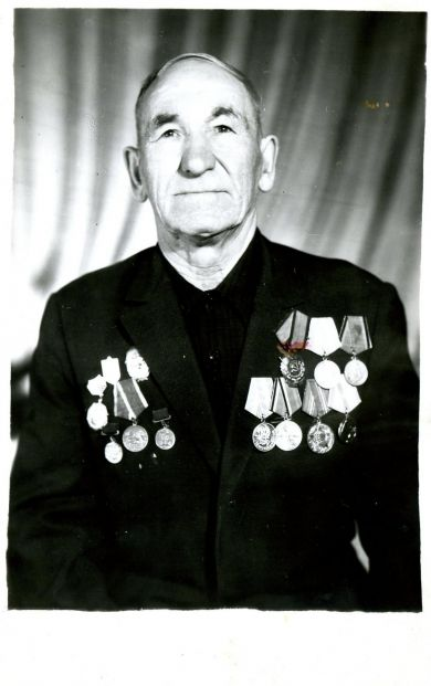 Буряков Алексей Степанович