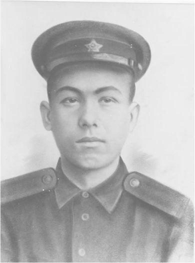 Афанасьев Иван Васильевич