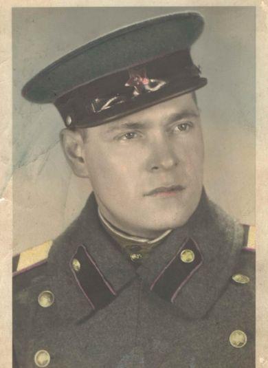 Юдин Василий Савватьевич