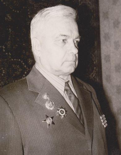 Похила Григорий Ефимович