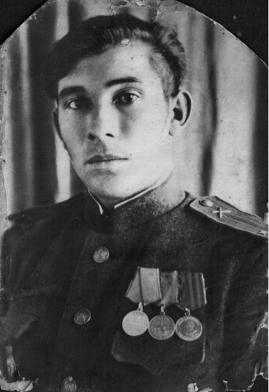 БАЦУЛА Пантелей Ефимович