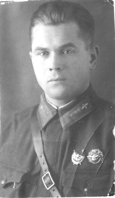 Морозов Иван Алексеевич