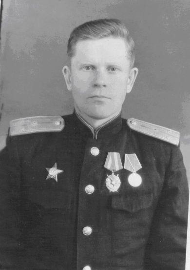 Чернов Петр Иванович