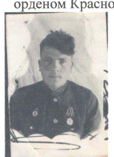 Вишератин Василий Дмитриевич