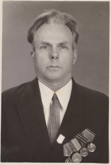 Ромахин Иван Николаевич