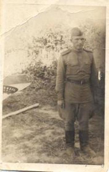 Золотарёв Фёдор Михайлович