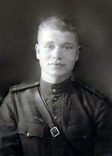 Девин Иван Фёдорович
