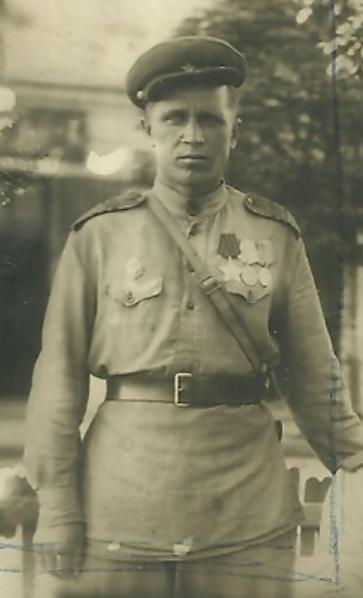 Говоров Николай Степанович,1911-1993гг