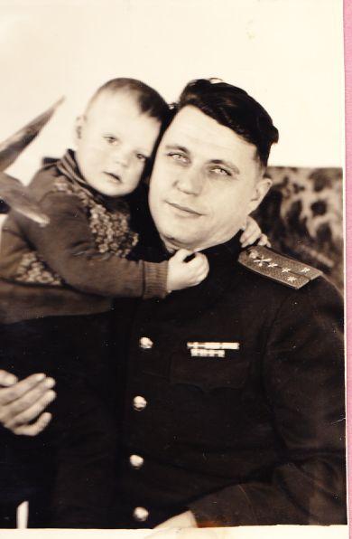 Чеботарев Николай Петрович