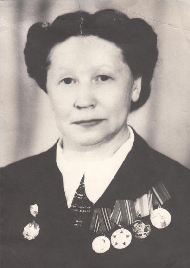 Крушинскене Антонина Андреевна