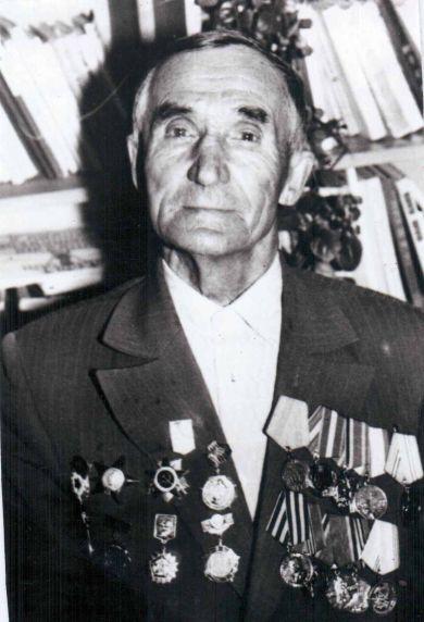 Тетерин Георгий Мефодьевич, г. Киренск, Иркутская обл.