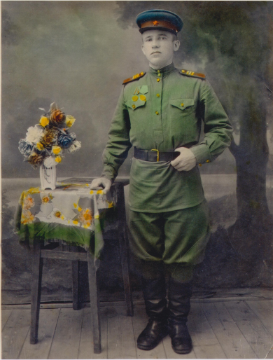 Жезлов Василий Яковлевич