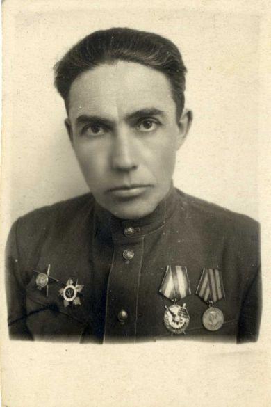 Фомичёв Иван Алексеевич
