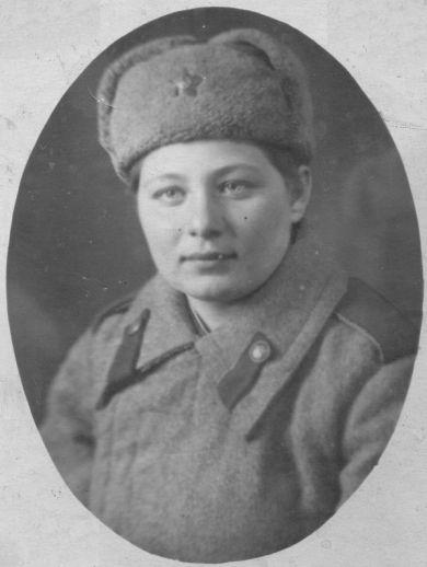 Светашева Варвара Ивановна
