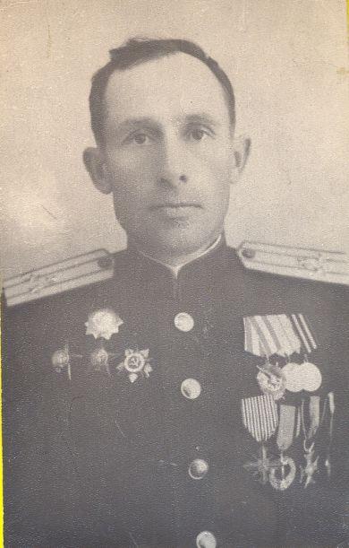 Комиссаров Александр Дмитриевич