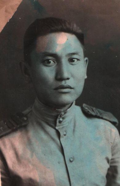 Вахрамеев Георгий Занданович