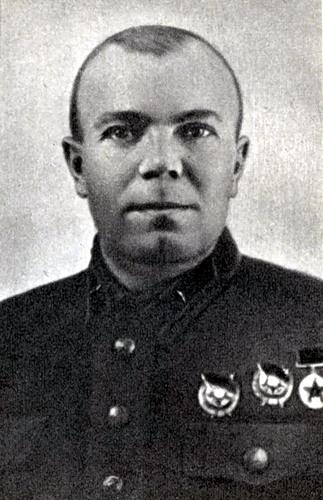 Усенко Матвей Алексеевич