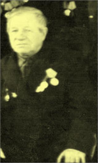 Герасимов Михаил Евлампьевич
