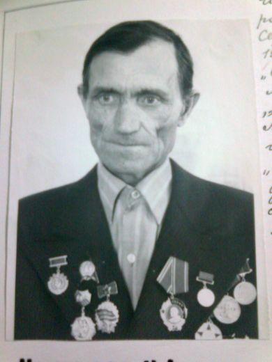 Чикалов  Иван Алексеевич