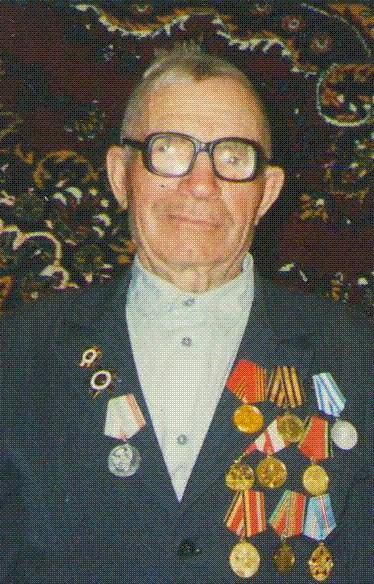 Уткин Николай Федорович