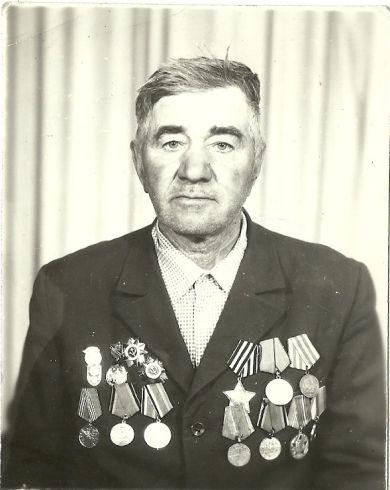 Сокол Пётр Ефремович