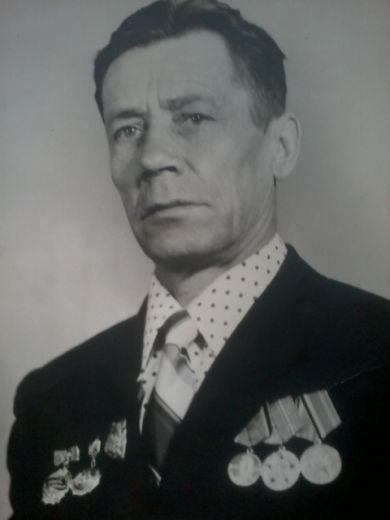 Афанасьев Семен Дмитриевич