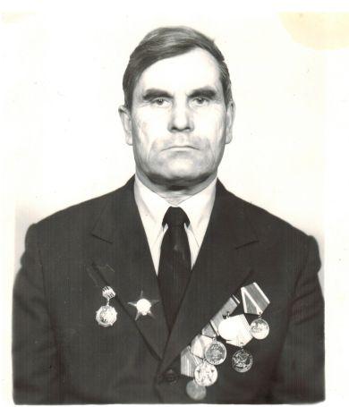 Комаров Пётр Владимирович