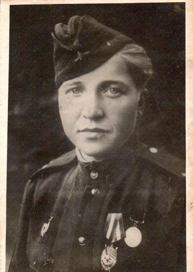 Медведева Мария Андреевна