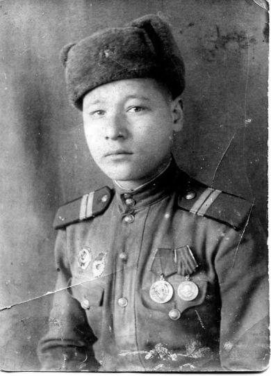 Талеев Афанасий Васильевич