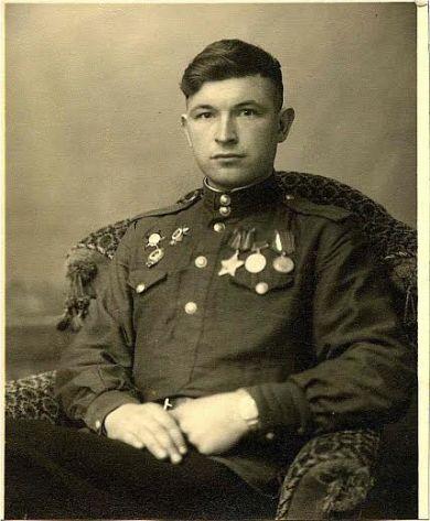 Шустеров Сергей Егорович