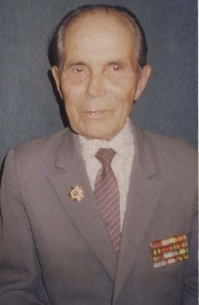 Третьяков Сергей Елисеевич