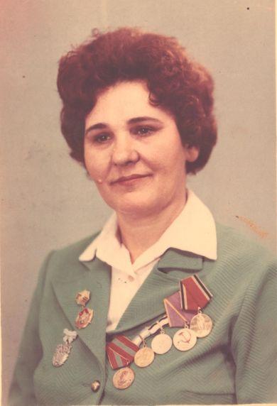 Бодаговская Валентина Степановна