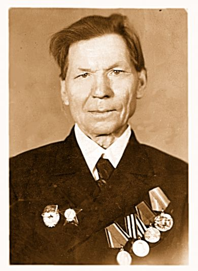 Бабайлов Сергей Фаддеевич
